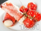 Снимка на рецепта Рибни ролца в пуешко филе
